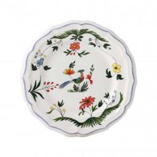 Gien 'Oiseaux Paradis' bread plate 16,5 cm
