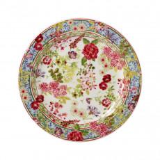 Gien 'Millefleurs' bread plate 16,5 cm