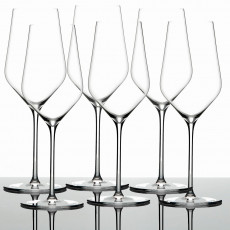 Zalto Glasses 'Zalto Denk'Art' White Wine Glass 6 pcs Set 23 cm
