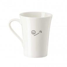 Hutschenreuther My Mug Collection Wort - favourite day cup with handle 0,40 L