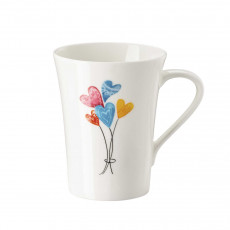 Hutschenreuther My Mug Collection Love - Balloons cup with handle 0,40 L