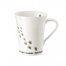 Hutschenreuther My Mug Collection Bees - Don't fly away Mug with handle 0,40 L