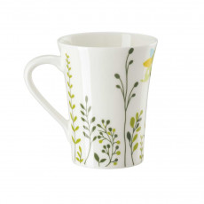 Hutschenreuther My Mug Collection Birdie - Green Mug with handle 0,40 L