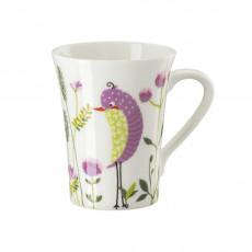 Hutschenreuther My Mug Collection Birdie - Pink Mug with handle 0,40 L