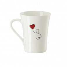 Hutschenreuther My Mug Collection Friends - In love Mug with handle 0,40 L