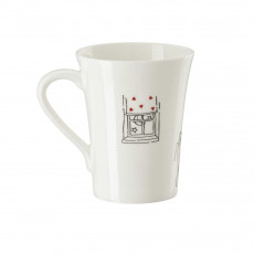 Hutschenreuther My Mug Collection Friends - 24/7 you Mug with handle 0,40 L