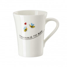 Hutschenreuther My Mug Collection Bees - Bee with you Mug with handle 0,40 L