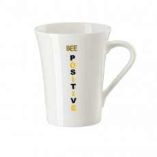 Hutschenreuther My Mug Collection Bees - Bee positive mug with handle 0,40 L