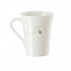 Hutschenreuther My Mug Collection Bees- Bee my darling mug with handle 0,40 L