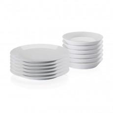 Arzberg,'Tric white' Dining Set 12 pcs