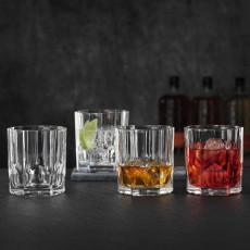 Nachtmann,'Aspen' Whisky-Set Aspen 4 pcs