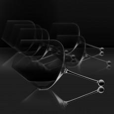 Zalto Gläser,'Zalto Denk'Art' Gravitas Omega Glass 6 pcs Set,960 ml