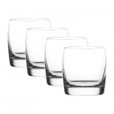 Nachtmann,'Vivendi Premium - Lead Crystal' Whisky Tumblers,4 pcs set,315 ml / h: 86 mm