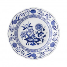Hutschenreuther 'Blue Onion Pattern' Bread and Butter Plate (Rim) 15 cm