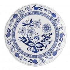 Hutschenreuther 'Blue Onion Pattern' Dinner Plate (Rim) 25 cm