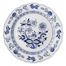 Hutschenreuther 'Blue Onion Pattern' Dinner Plate (Rim) 27 cm