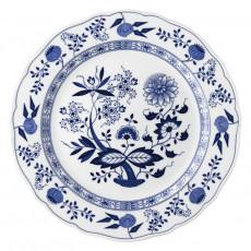 Hutschenreuther 'Blue Onion Pattern' Charger / Gourmet Plate (Rim) 31 cm