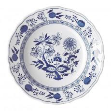 Hutschenreuther 'Blue Onion Pattern' Soup Plate (Rim) 23 cm