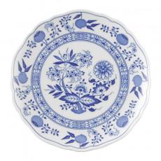 Hutschenreuther 'Blue Onion Pattern' Breakfast Plate Coup 20 cm