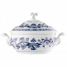 Hutschenreuther 'Blue Onion Pattern' Bowl with Lid 1.50 L
