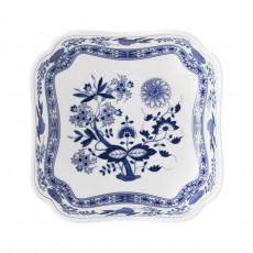 Hutschenreuther 'Blue Onion Pattern' Bowl Square 18 cm