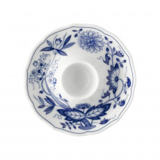 Hutschenreuther 'Blue Onion Pattern' Egg Cup Plate