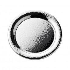 Robbe & Berking Martele Bar-Kollektion - 90 gram silver plated bottle plate