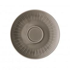 Arzberg,'Joyn Grau' Combi Saucer 17 cm