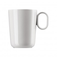Thomas ONO Weiß cup with handle 0,40 L