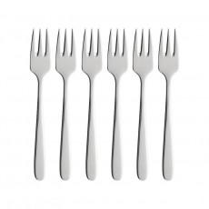 Villeroy & Boch Besteck,'Daily Line - 18/10 Edelstahl' Kitchen fork 6 pcs set 147 mm
