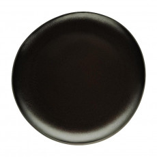 Rosenthal Junto Slate Grey - Steinzeug Plate flat 25 cm