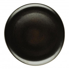 Rosenthal Junto Slate Grey - Steinzeug Plate flat 27 cm