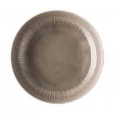 Arzberg Joyn grey plate deep 23 cm