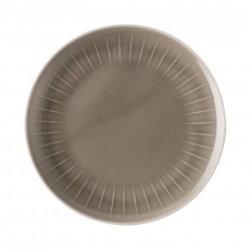 Arzberg,'Joyn Grau' Plate flat 20 cm