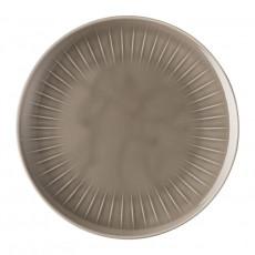 Arzberg Joyn Grey plate flat 24 cm