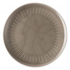 Arzberg,'Joyn Grau' Plate flat 27 cm