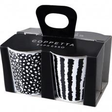 ASA Coppetta espresso cup set 4-pcs. 0,10 L / h: 7 cm