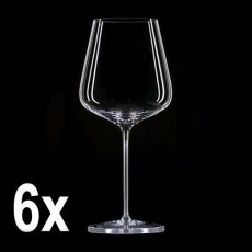 Zalto Glasses 'Zalto Denk'Art' Bordeaux Glass 6 pcs Set 24 cm