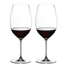 Riedel Gläser,'Veritas' New World Shiraz wine glass set,2 pcs