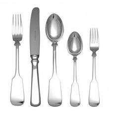 Robbe & Berking Alt-Spaten 150 g Cutlery Dinner Set 30 pcs 150 grams solid silvered
