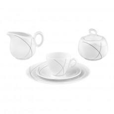 Seltmann Weiden,'Trio Highline' Coffee Service,20 pcs
