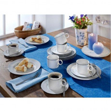 Friesland,'Jeverland Little Breeze' Coffee Set 18 pcs