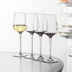 Spiegelau Gläser,'Willsberger Anniversary 30 Jahre Jubiläums-Set' White Wine Goblet Set,4 pcs