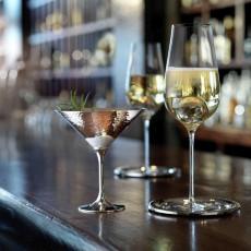 Robbe & Berking Martele Bar-Kollektion - 90 gram silver plated glass plate