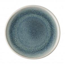 Rosenthal Junto Aquamarine - Stoneware plate flat 16 cm