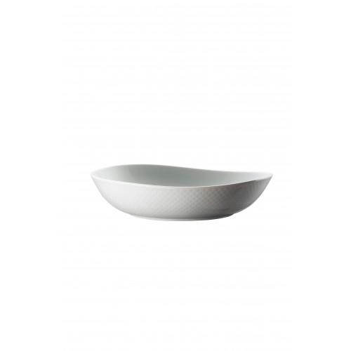 Rosenthal Junto Weiß - Porzellan Teller tief 25 cm