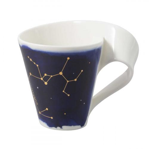 Villeroy & Boch NewWave Stars Becher mit Henkel Schütze / Sagittarius 0,30 L