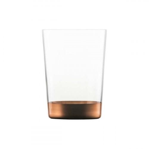 Eisch Kaya Kupfer Becher Glas h: 122 mm / 550 ml