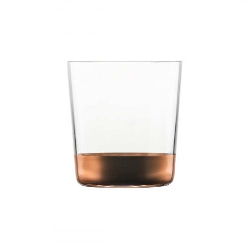 Eisch Kaya Kupfer Becher Glas h: 90 mm / 365 ml