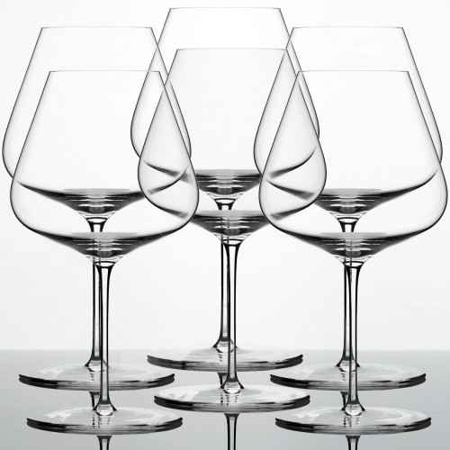 Zalto Gläser,'Zalto Denk'Art' Бокалы для бургундского вина Burgunder,набор,6 предм.,23 см
